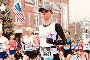 Nữ VĐV phong trào Việt Nam tại Boston Marathon 2019