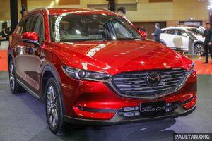 Đại lý bắt đầu nhận đặt cọc Mazda CX-8, cao nhất 1 tỷ 350 triệu