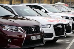 Hơn 100 mẫu xe tham gia hội chợ ô tô