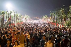 Đền Hùng đón hơn 7 triệu lượt khách dịp Giỗ Tổ Hùng Vương
