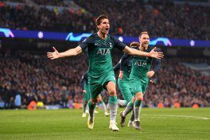 Tottenham hất Man City ra khỏi C1 sau màn rượt đuổi 'điên rồ'