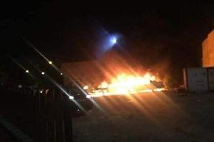 Thủ đô Tripoli của Libya bị 'nã' tên lửa, 27 người thương vong