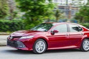 Toyota Camry 2019 đẹp 'long lanh' chuẩn bị ra mắt thị trường Việt được trang bị những gì?