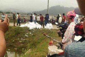 Lại phát hiện số lượng ma túy 'khủng' ở Nghệ An
