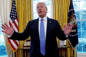 Tổng thống Donald Trump dùng quyền phủ quyết lần thứ hai