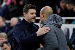 Man City - Tottenham: Pochettino khắc chế và tàn phá giấc mơ ăn 4 của Guardiola