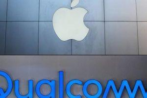 Apple và Qualcomm bất ngờ tuyên bố 'đình chiến' trên toàn cầu