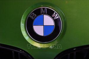BMW thu hồi 360.000 xe tại thị trường Trung Quốc do lỗi túi khí