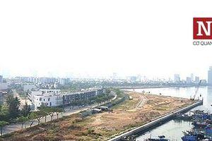 Lo ngại trước hàng loạt dự án đang 'ăn mòn' sông Hàn