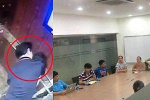 Vụ bé gái bị cưỡng hôn trong thang máy: Hé lộ nội dung đơn tập thể yêu cầu khởi tố ông Nguyễn Hữu Linh
