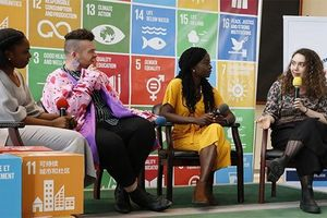 Giáo dục là bàn đạp để đạt được các Mục tiêu Toàn cầu