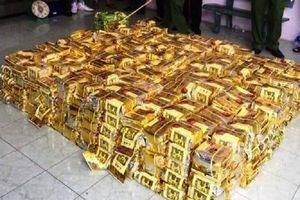 Cận cảnh hàng trăm trinh sát mật phục bắt quả tang 4 nghi phạm vận chuyển hơn 600kg ma túy