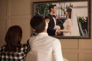 Tiết lộ ảnh cưới, địa điểm hôn lễ của Choi Siwon - Lee Yoo Young trong 'Cặp đôi oan gia'