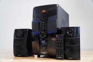SoundMax trình làng bộ loa Bluetooth A-2128 với nhiều cải tiến