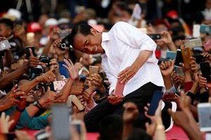 Cuộc bầu cử siêu phức tạp của Indonesia