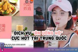 Dịch vụ ăn hộ chính thức ra đời ở Trung Quốc, dành cho những ai sợ béo