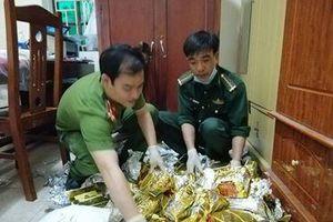 Nghệ An: Bắt giữ 4 đối tượng cùng 700 kg ma túy đá