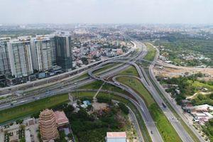 TP. HCM đề xuất đầu tư hơn 7.000 tỷ đồng xây dựng dự án đường vành đai 4 đoạn Bến Lức - Hiệp Phước