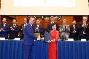 Bamboo Airways ký thỏa thuận mở đường bay thẳng đến Praha