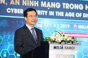 Bộ trưởng Nguyễn Mạnh Hùng: Phải tạo không gian an toàn thực hiện các giao dịch số