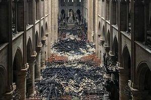 Rất khó để phục dựng Nhà thờ Đức Bà như ban đầu