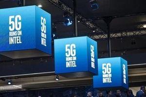 Intel rời bỏ cuộc đua phát triển chip modem 5G