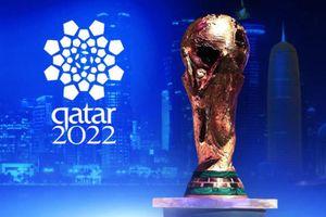 Kết quả bốc thăm vòng loại thứ nhất World Cup 2022 khu vực châu Á