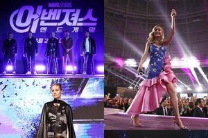 'Captain Marvel' Brie Larson xuất chiêu đầy ngoạn mục tại Seoul với hai bộ đồ 'hot hit'