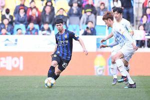 Incheon gặp đội hạng dưới, Công Phượng ghi bàn ra mắt HLV mới?
