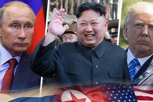 Rộ tin hội nghị Nga-Triều sắp diễn ra, đặc phái viên Mỹ về Triều Tiên tức tốc tới Matxcơva