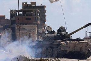 Libya hỗn loạn trong 'canh bạc' từ bên ngoài