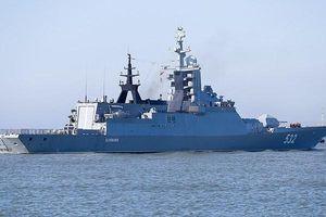 Hạm đội Baltic Nga diễn tập các cuộc tấn công tên lửa chống lại tàu chiến của 'kẻ thù'