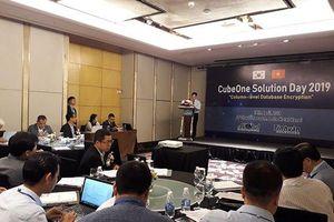 Giải pháp mã hóa dữ liệu CubeOne được ứng dụng nhiều tại Hàn Quốc đã đến Việt Nam
