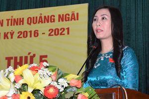 Quảng Ngãi có tân Phó Bí thư Tỉnh ủy tuổi 7X