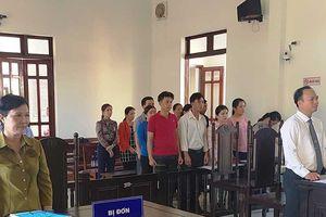 12 giáo viên yêu cầu phòng giáo dục nhận lại làm việc
