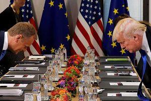 Mỹ-EU: Xung đột mới giữa 2 'người khổng lồ'