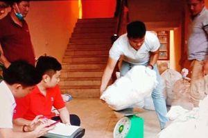 Vụ ma túy 'khủng' ở Nghệ An: Đem nhiều xe tải chở tang vật