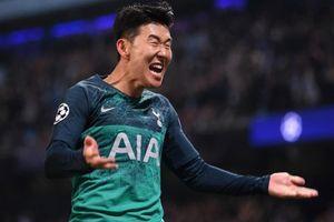 Màn rượt đuổi điên rồ giữa Man City và Tottenham đi vào lịch sử