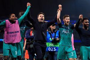 HLV Pochettino thừa nhận Tottenham đã 'sống lại từ cõi chết'