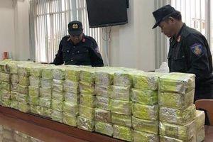 Những phi vụ buôn hàng trăm kg ma túy xuyên quốc gia bị triệt phá