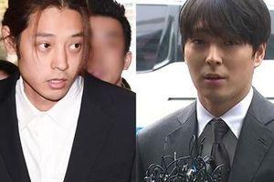 Một cô gái tố bị Jung Joon Young và 4 người cưỡng hiếp tập thể