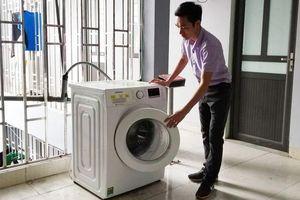 Làm giàu từ dịch vụ giặt sấy tự động