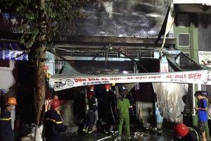 Cháy cửa hàng trong đêm khiến 3 người trong cùng 1 gia đình tử vong