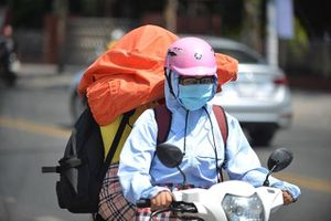 Nắng nóng gay gắt khắp cả nước, Hà Nội cao nhất 37 độ C