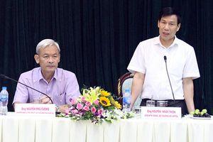 Bộ trưởng Nguyễn Ngọc Thiện: Đồng Nai tiếp tục quan tâm đầu tư và phát triển VHTTDL