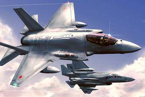 Phi công F-35 Nhật đồng loạt không chịu bay