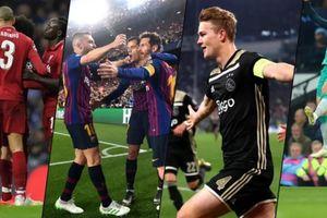 Bán kết Champions League diễn ra khi nào, đội nào đụng đội nào?