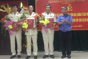 Bổ nhiệm lãnh đạo, quản lý các Viện nghiệp vụ Viện Kiểm sát nhân dân cấp cao tại Đà Nẵng