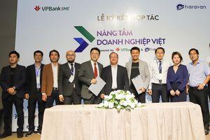 Haravan cùng VPBank chuyển đổi số cho 50.000 doanh nghiệp