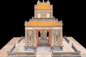 Google Arts & Culture số hóa 3D Lăng Tự Đức